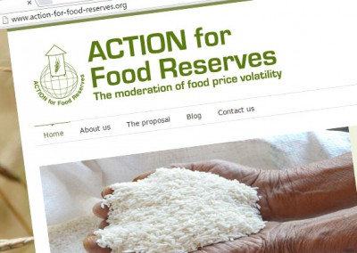ACTION for Food Reserves