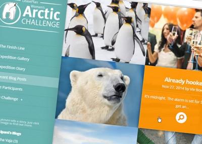 LeasePlan Arctic Challenge