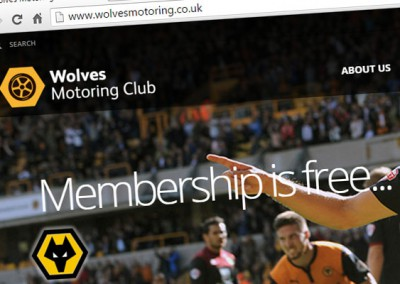 Wolves Motoring Club
