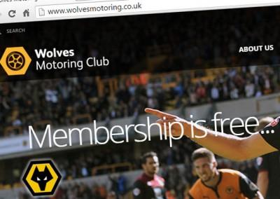 Wolves Motoring Club